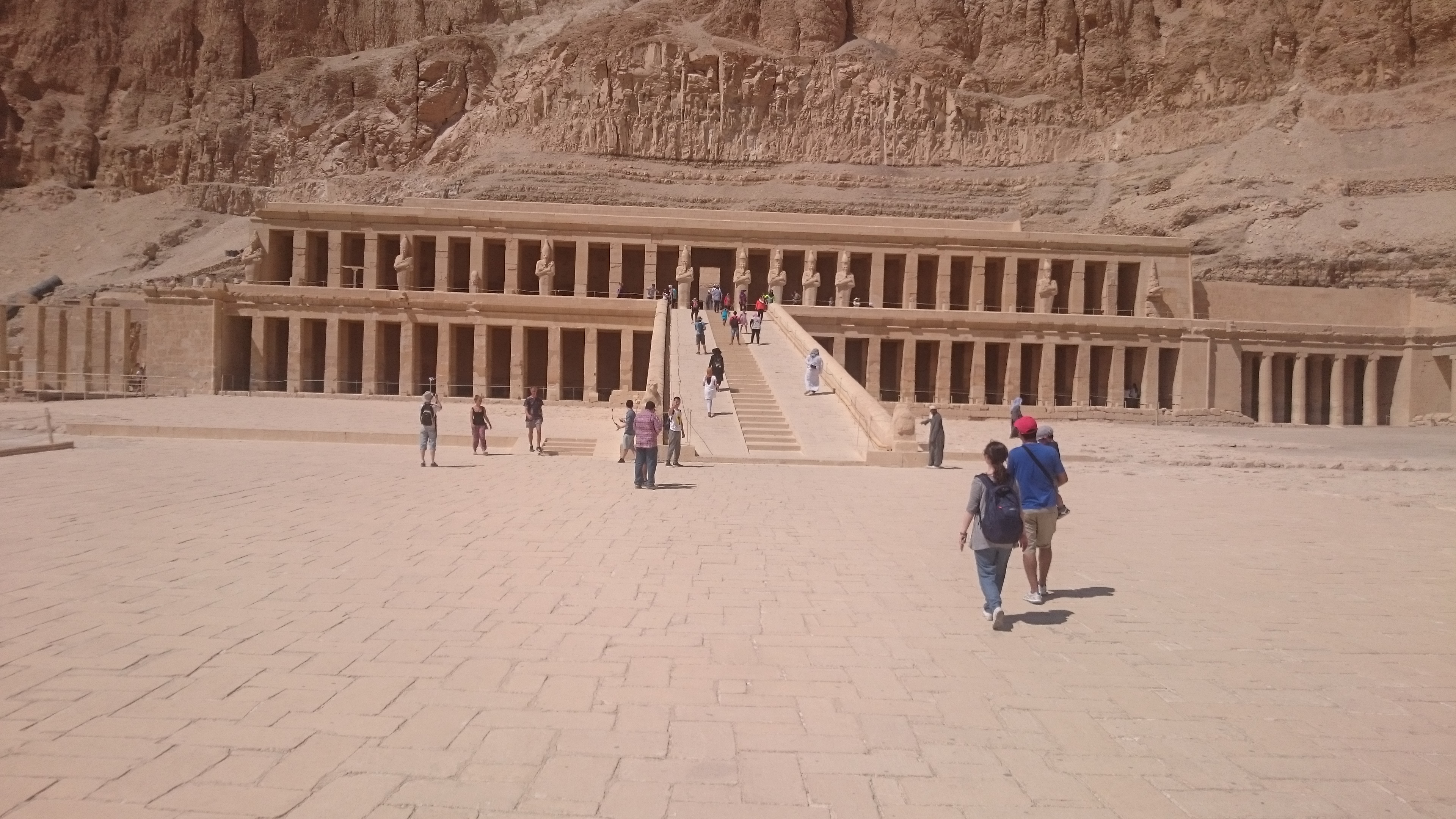 Luxor Tours from Safaga Ports